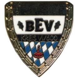 Anstecknadel BEV