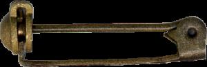 Broschennadel
