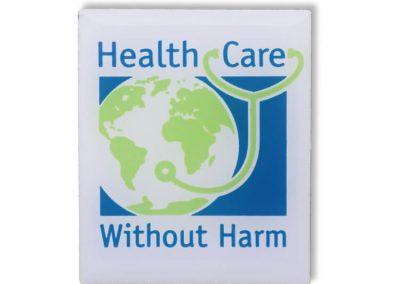 Pin bedruckt - Health Care