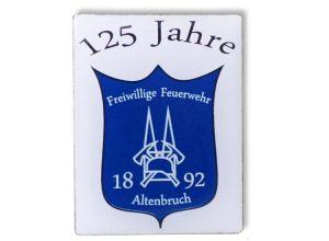 Pin bedruckt - FFW Altenbruch