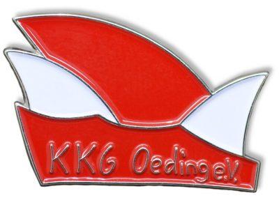 Pin geprägt - KKG Oeding