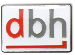Pin geprägt - dbh
