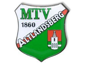 Pin geprägt - Altlandsberg